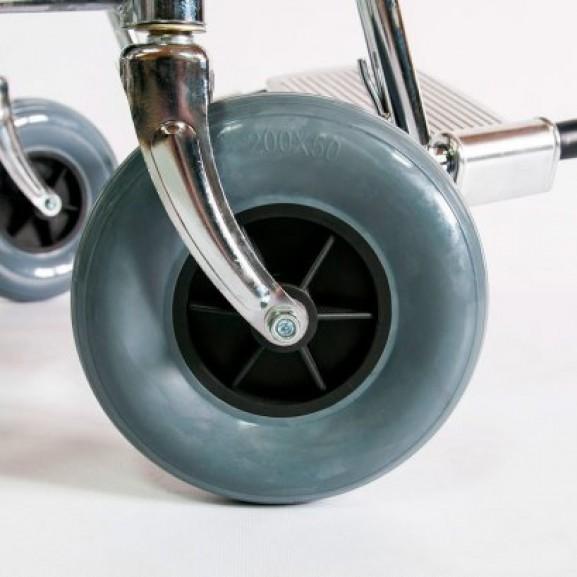 Инвалидная коляска Мега-Оптим FS 902С - 41 (46)  - фото №5
