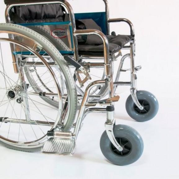 Инвалидная коляска Мега-Оптим FS 902С - 41 (46)  - фото №3
