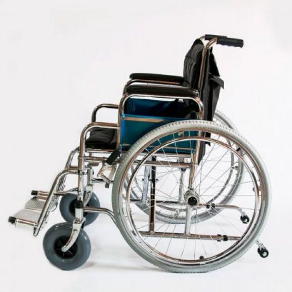 Инвалидная коляска Мега-Оптим FS 902С - 41 (46)  - фото №1