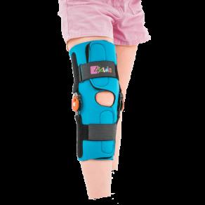 Открытый ортез колена с регулировкой подвижности Reh4Mat Fix-kd-10