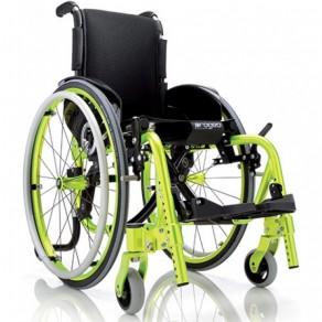 Кресло-коляска с ручным приводом активного типа Progeo Exelle Junior