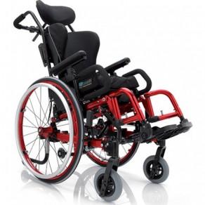 Кресло-коляска с ручным приводом активного типа Progeo Tekna Tilt Junior