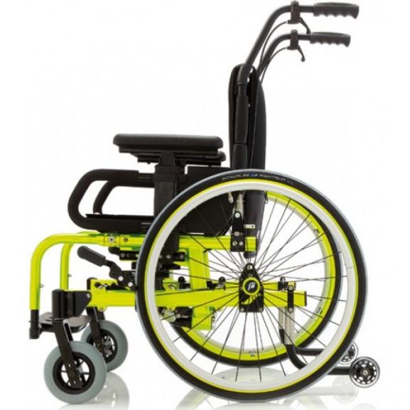 Кресло-коляска с ручным приводом активного типа Progeo Tekna Tilt Junior - фото №1