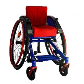 Детское кресло-коляска активного типа Sorg Mio (Модель 2018 года)
