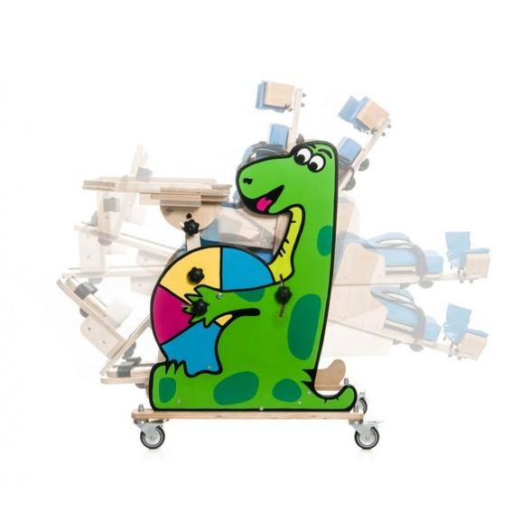 Кресло многофункциональное для детей с заболеванием ДЦП и детей-инвалидов Vitea Care Bingo - фото №5