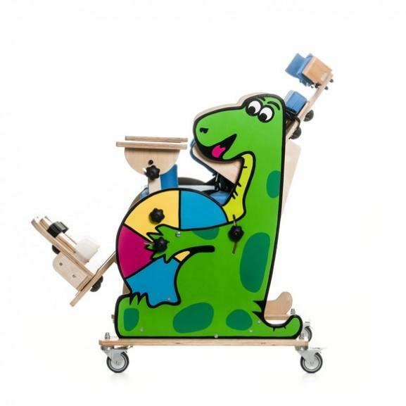 Кресло многофункциональное для детей с заболеванием ДЦП и детей-инвалидов Vitea Care Bingo - фото №2