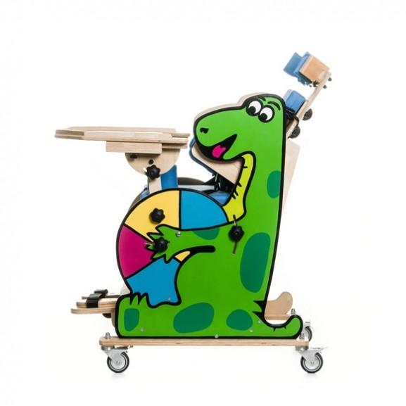 Кресло многофункциональное для детей с заболеванием ДЦП и детей-инвалидов Vitea Care Bingo - фото №1