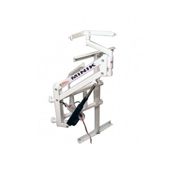 Универсальный подъёмник для инвалидов-колясочников O-Savva Minik