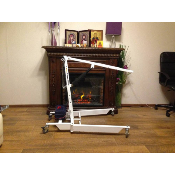 Передвижной подъёмник для колясочников и больных O-Savva TPS-2