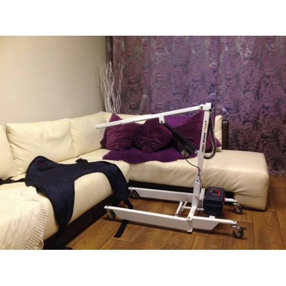 Передвижной подъёмник для колясочников и больных O-Savva TPS-2 - фото №4