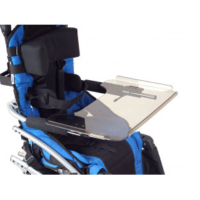 Прозрачный столик для коляски Convaid Rodeo