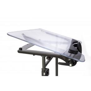 Большой прозрачный регул. по углу наклона столик для поворотно-отводной передней части EasyStand PNG50491-1