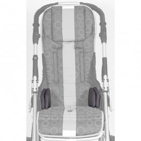 Подушечки для уменьшения сидения в коляске Джако Patron Rprk086