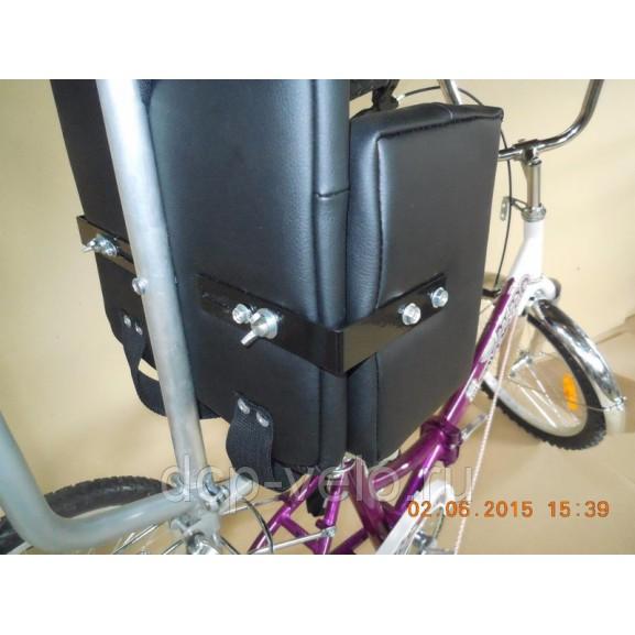 Специализированная спинка для велосипеда ВелоЛидер 001 - фото №3