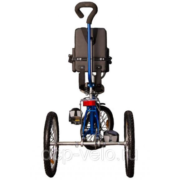Специализированная спинка для велосипеда ВелоЛидер 001 - фото №1