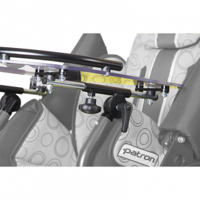 Столик комфорт регулируемый угол для колясок Patron Rprk01801