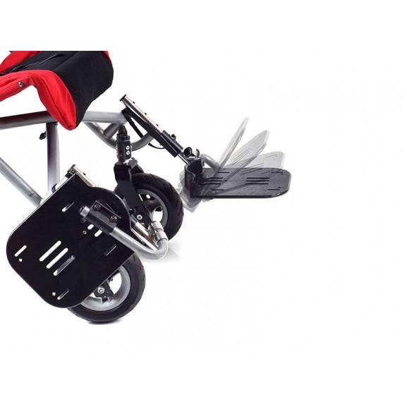 Опоры для стопы регулируемые по углу наклона для коляски Convaid Ez Convertible