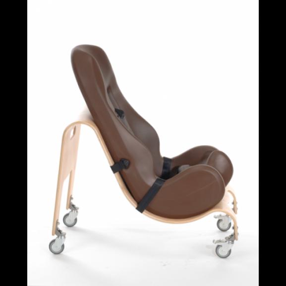 Кресло Special Tomato Sitter c деревянной мобильной базой - фото №2