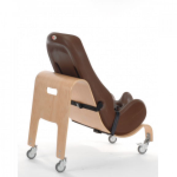 Кресло Special Tomato Sitter c деревянной мобильной базой - фото №3