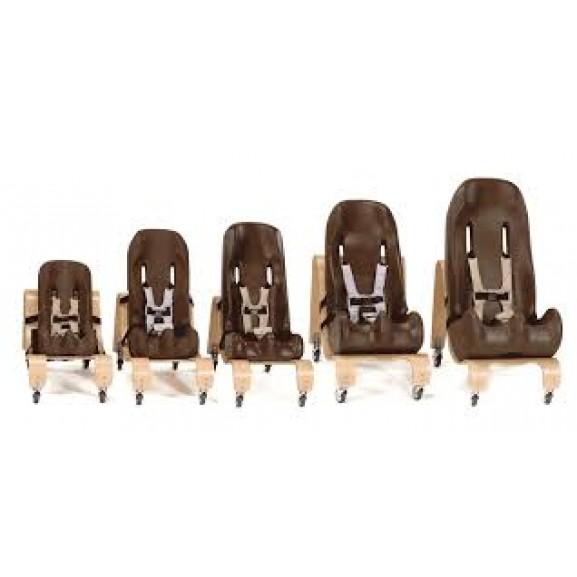 Кресло Special Tomato Sitter c деревянной мобильной базой - фото №5