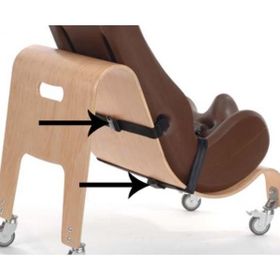 Кресло Special Tomato Sitter c деревянной мобильной базой - фото №6