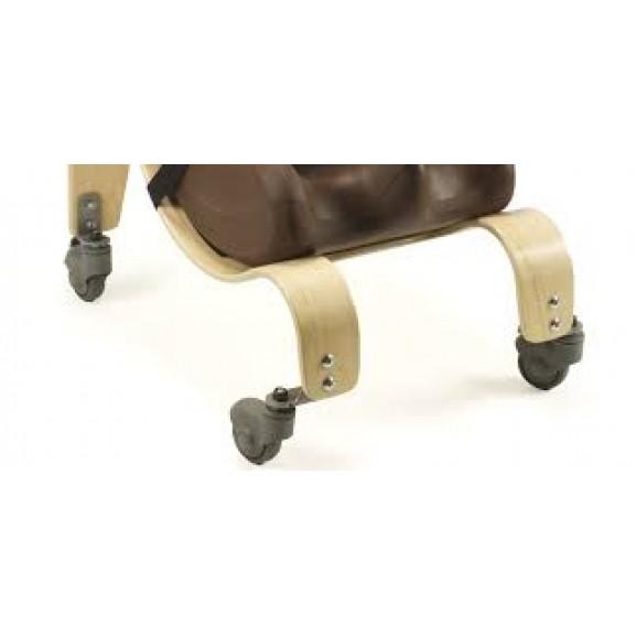Кресло Special Tomato Sitter c деревянной мобильной базой - фото №7