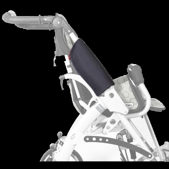 Мягкие накладки (чехлы) на боковые трубки для колясок Patron Rprk01902