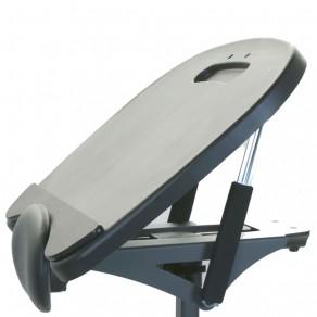 Черный формированный регулируемый по углу наклона столик EasyStand PNG50368-1