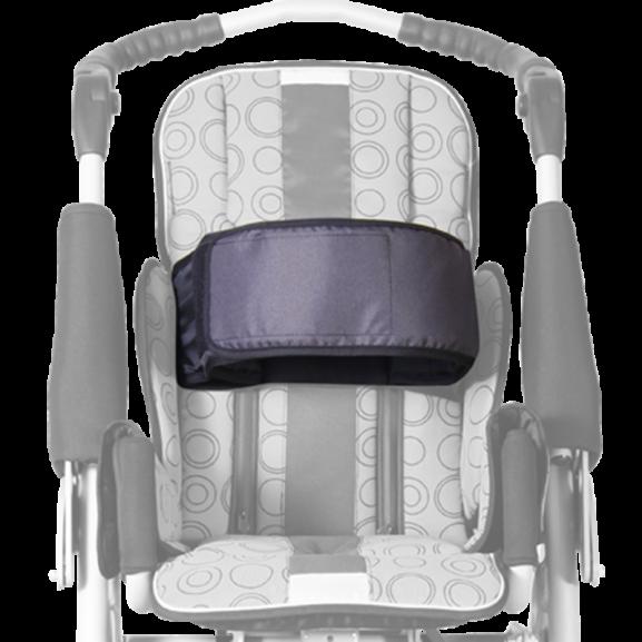 Широкий ремень на липучке, для груди для колясок Patron Rprk012 - фото №1