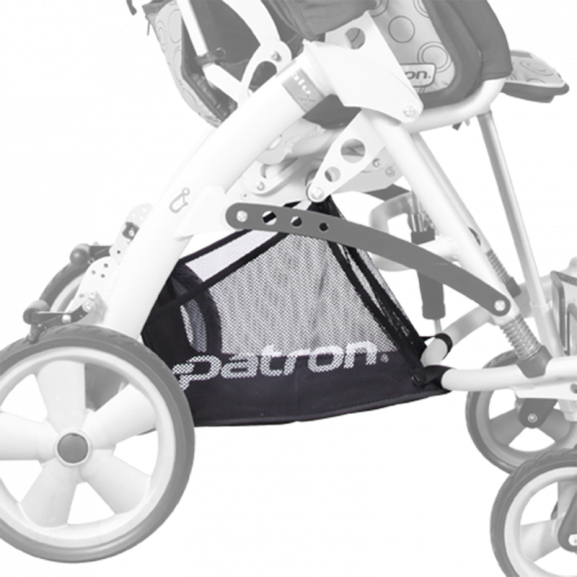 Корзина до 3 кг грузоподъемность для колясок Tom 5 Ffw Patron Rprk02107