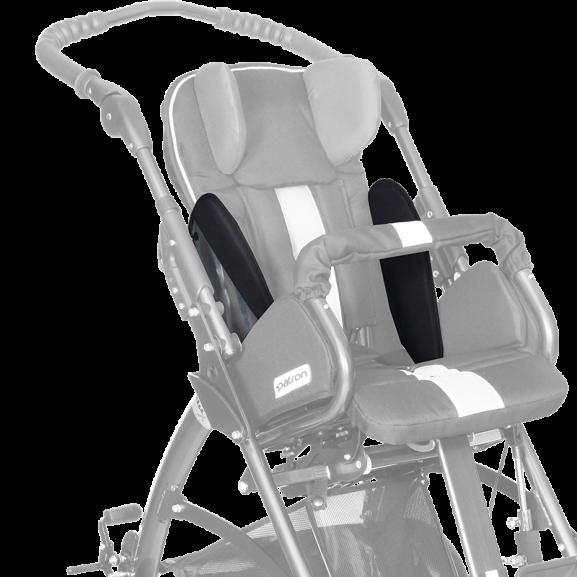 Боковины для колясок (для размера STD, MAXI) Patron Rprk09502