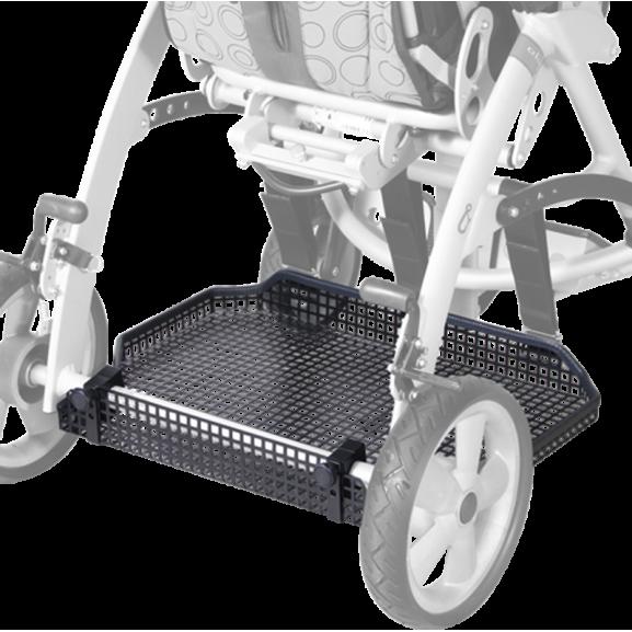 Корзина до 10 кг металл для колясок Patron Rprk07104