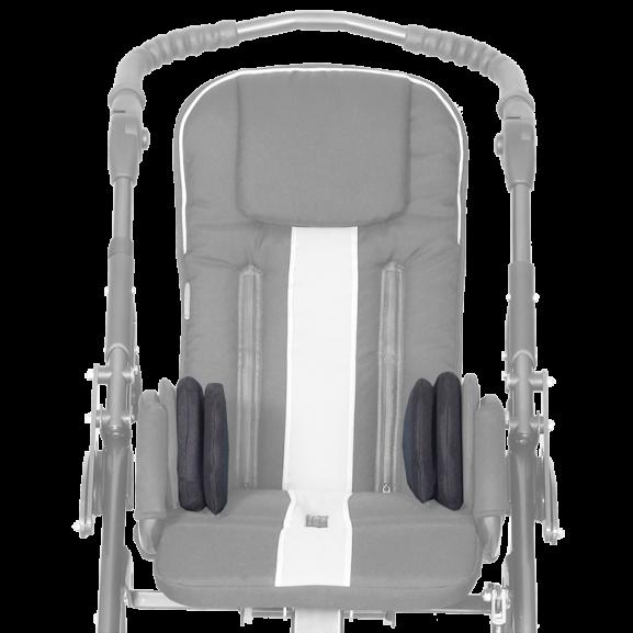 Подушки рег. ширину сидения для колясок Patron Rprk096