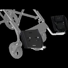 Поворотная опора для стоп для колясок Patron Rprb0113