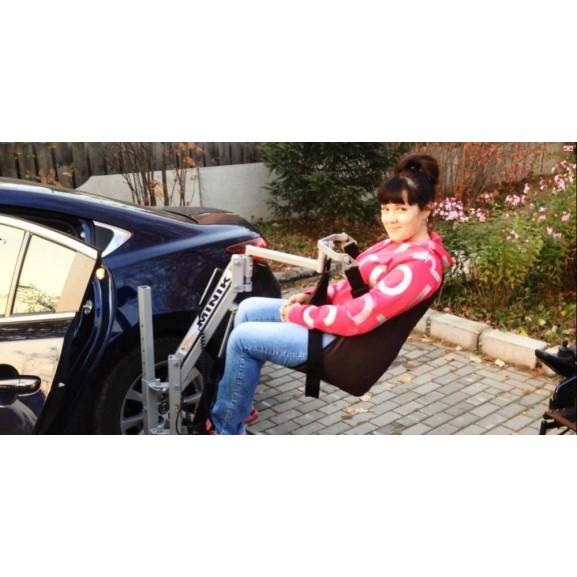 """Автомобильный кронштейн """"платформа под колесо"""" для подъемника O-Savva Minik"""