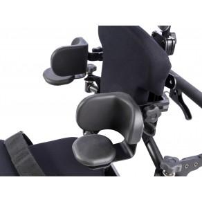 Боковые опоры с локтевым упором и подлокотниками, диап. 23 см.-37 см. EasyStand PY5659