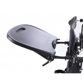 Черный формированный столик, дл. 53 см. x шир. 61 см. EasyStand PT50074