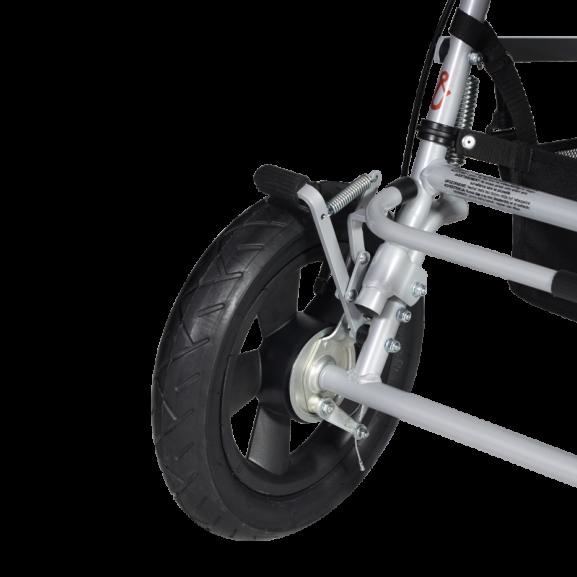 Ручной тормоз для сопровождающего для колясок Patron Rprb40101