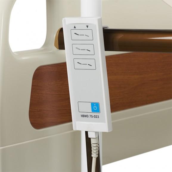 Кровать функциональная электрическая с принадлежностями Armed Rs301 - фото №5