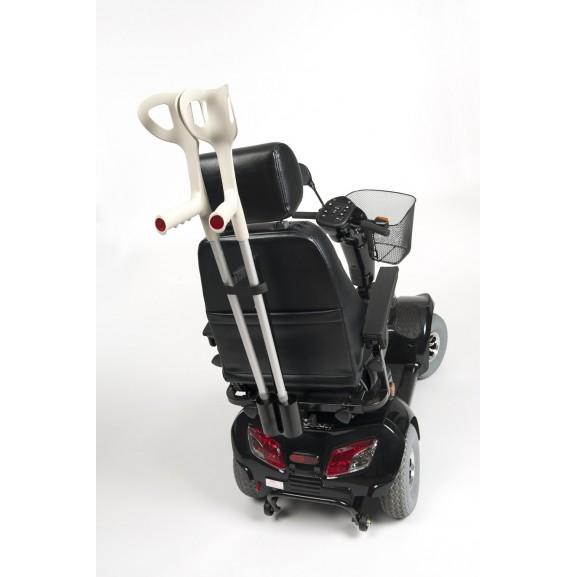 Маленький складной скутер Vermeiren Antares 4
