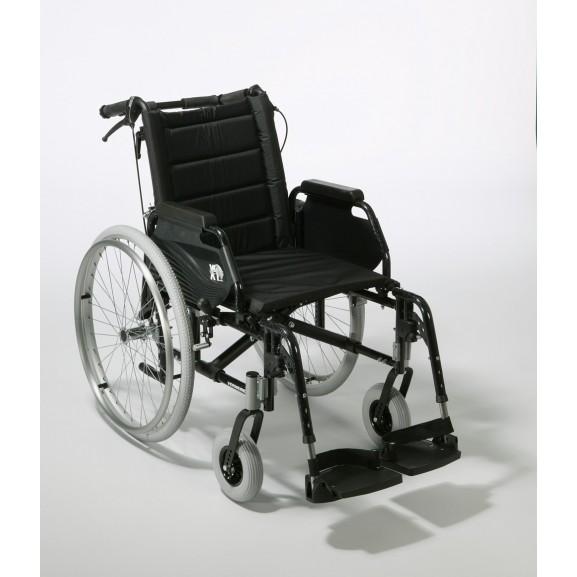 Кресло-коляска инвалидное механическое Vermeiren Eclips X4 + 30° - фото №2