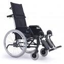 Кресло-коляска инвалидное механическое Vermeiren Jazz + 30°