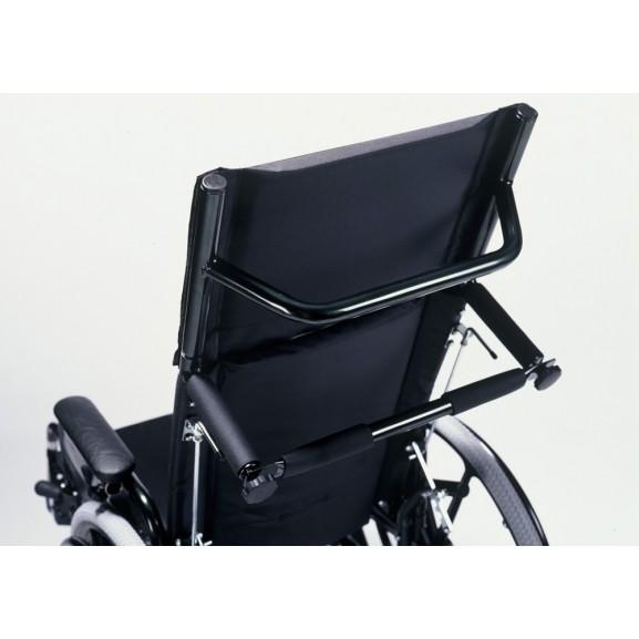 Кресло-коляска инвалидное механическое Vermeiren Jazz + 30° - фото №2