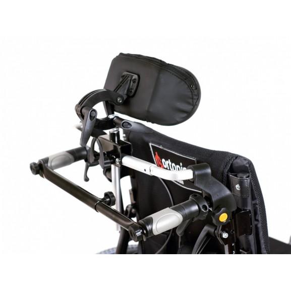 Комфортное инвалидное кресло-коляска Ortonica Trend 15 - фото №10