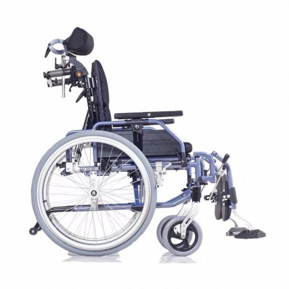 Комфортное инвалидное кресло-коляска Ortonica Trend 15 - фото №4
