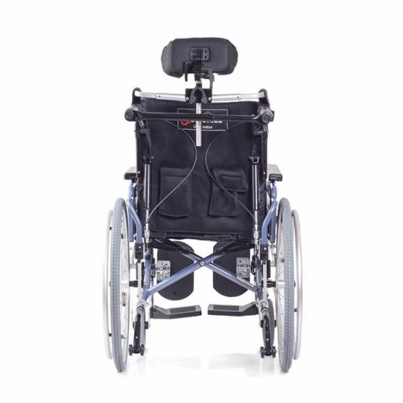 Комфортное инвалидное кресло-коляска Ortonica Trend 15 - фото №3