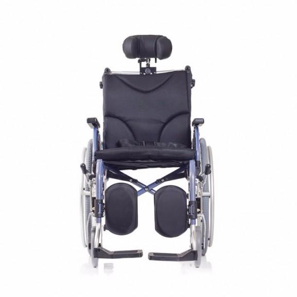Комфортное инвалидное кресло-коляска Ortonica Trend 15 - фото №2
