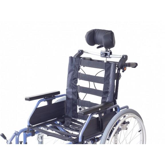 Комфортное инвалидное кресло-коляска Ortonica Trend 15 - фото №12