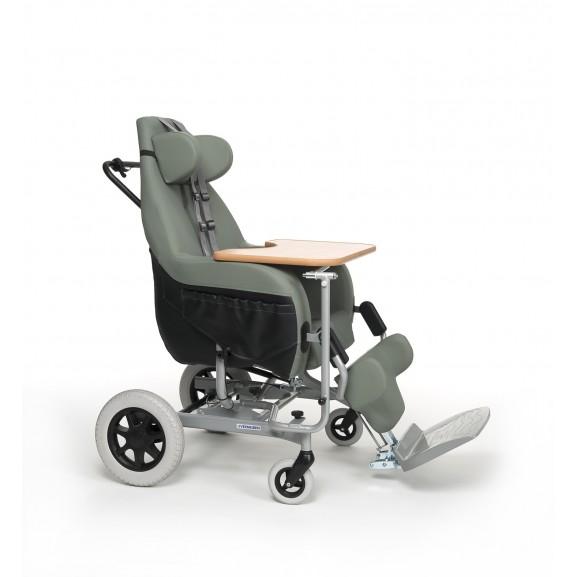 Кресло-коляска механическая многофункциональная Vermeiren Coraille Xxl - фото №2