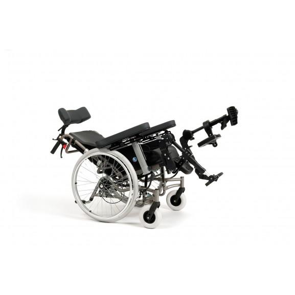 Кресло-коляска механическая с приводом от обода колеса многофункциональная Vermeiren Inovys II - фото №2